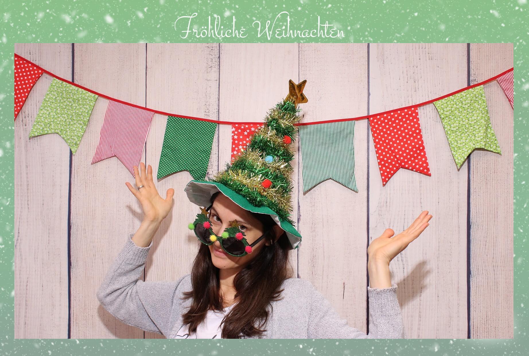Fotobox Odenwald Weihnachten